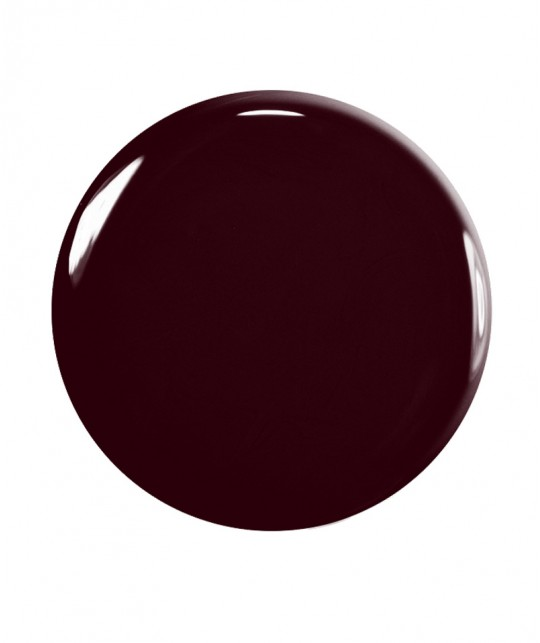 Manucurist Vernis Green Hollyhock swatch rouge noir rock vegan naturel