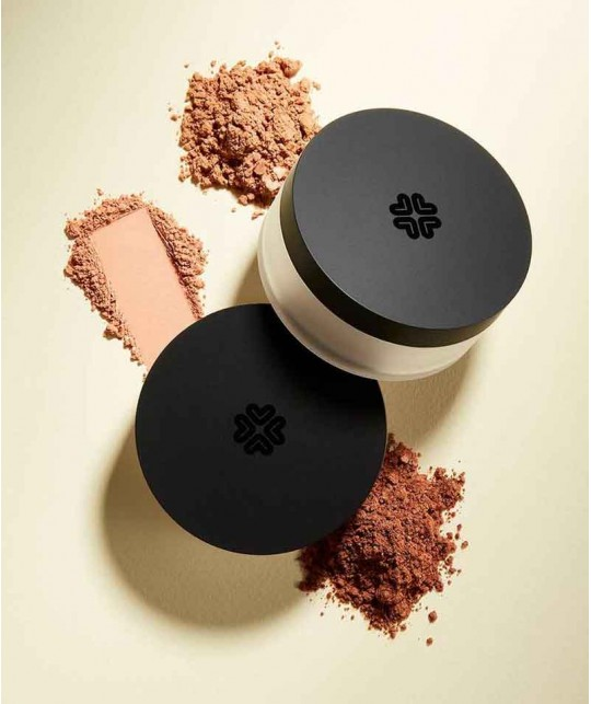 Lily Lolo Mineral Bronzer shades colors swatch cosmetics natural beauty loose powder