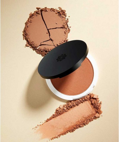 LILY LOLO Pressed Mineral Bronzer natural beauty