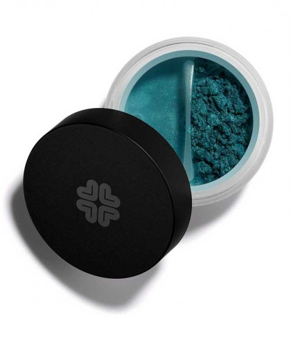 Lily Lolo Mineral Eye Shadow Pixie Sparkle green clean beauty