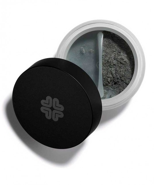 Lily Lolo - Mineral Eye Shadow Mystery Grey natural beauty clean cosmetics