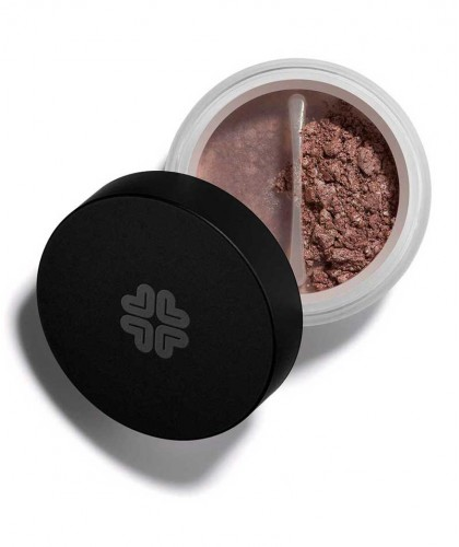 Lily Lolo Mineral Eye Shadow Smoky Brown clean green cosmetics natural beauty