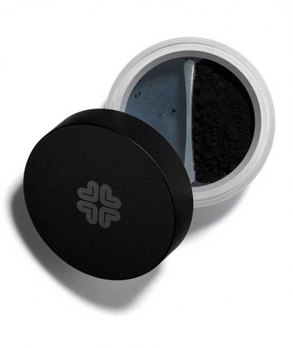 Lily Lolo - Mineral Eye Shadow Witchypoo black clean cosmetics green natural beauty