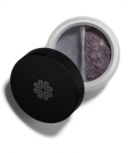 Lidschatten Lily Lolo Mineral Eye Shadow Golden Lilac Naturkosmetik Lila green clean beauty
