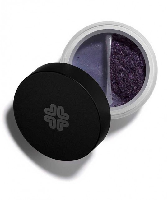 Lily Lolo - Mineral Eye Shadow Deep Purple clean cosmetics natural beauty green