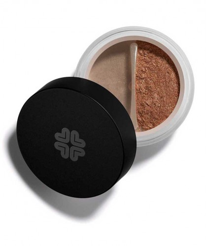 Lily Lolo Lidschatten Naturkosmetik Mineral Eye Shadow Sticky Toffee green beauty clean