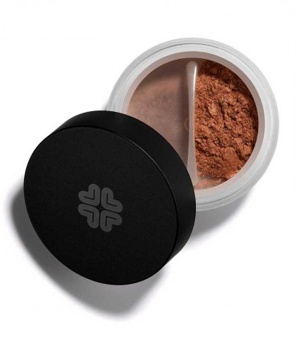 Lily Lolo - Mineral Eye Shadow Soft Brown green cosmetics natural beauty