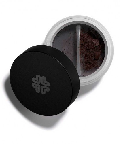 Mineral Eye Shadow Lily Lolo - Black Sand green cosmetics natural beauty clean