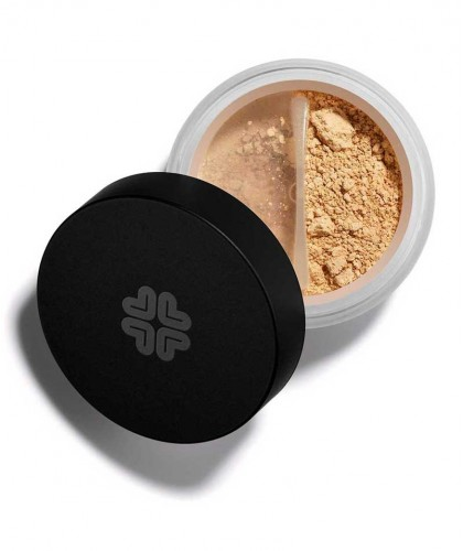 Lily Lolo - Mineral Eye Shadow nude Cream Soda green cosmetics natural beauty clean