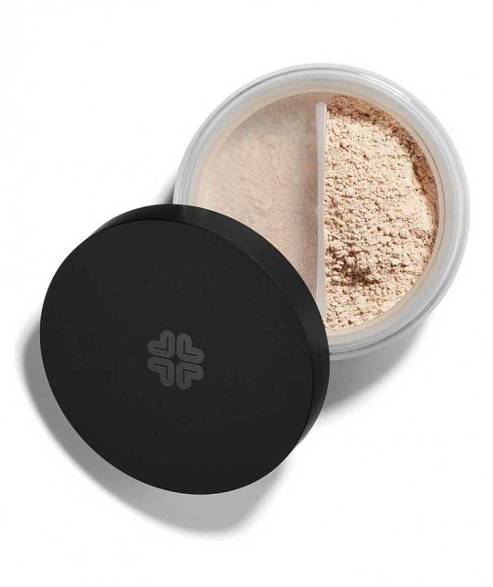 Lily Lolo Mineral Foundation SPF 15 natural beauty green cosmetics Porcelain