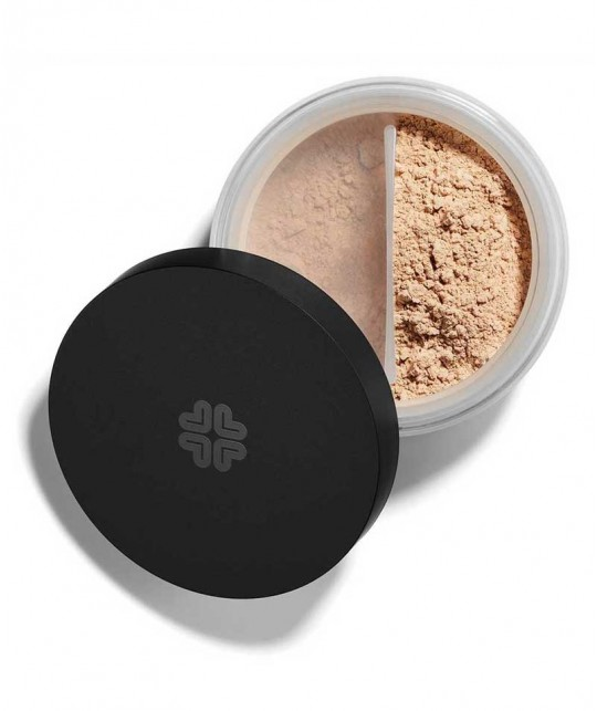 LILY LOLO Mineral Foundation SPF 15 Warm Peach natural beauty clean cosmetics green