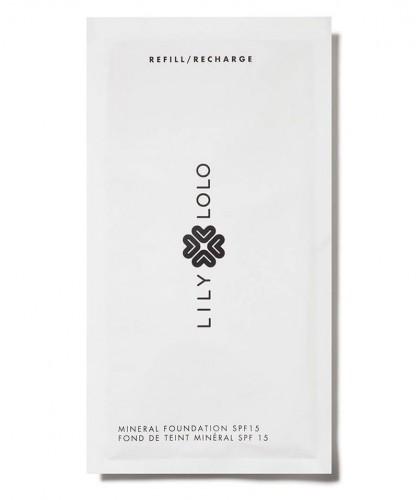 Lily Lolo Fond de Teint Minéral  Recharge maquillage bio beauté naturelle green
