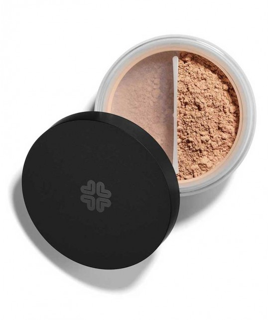 LILY LOLO Mineral Foundation SPF 15 Cool Caramel natural cosmetics vegan