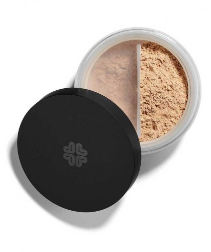 LILY LOLO Mineral-Puder Foundation SPF15 Warm Honey Naturkosmetik clean beauty vegan