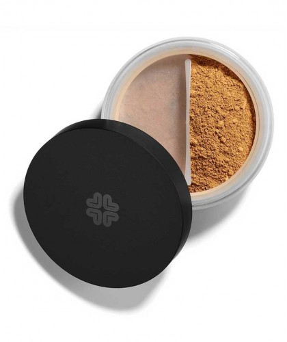 LILY LOLO Mineral Foundation SPF 15 Cinnamon natural cosmetics clean beauty green