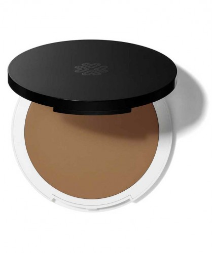 Lily Lolo Cream Foundation natural beauty Lace green cosmetics clean swatch