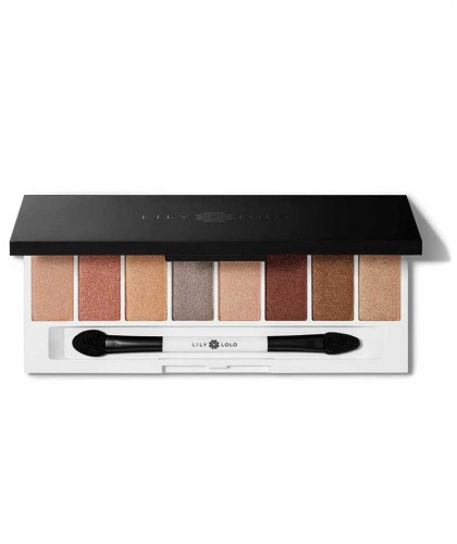 LILY LOLO Eye Palette Bronze Age mineral cosmetics eye shadow natural beauty summer