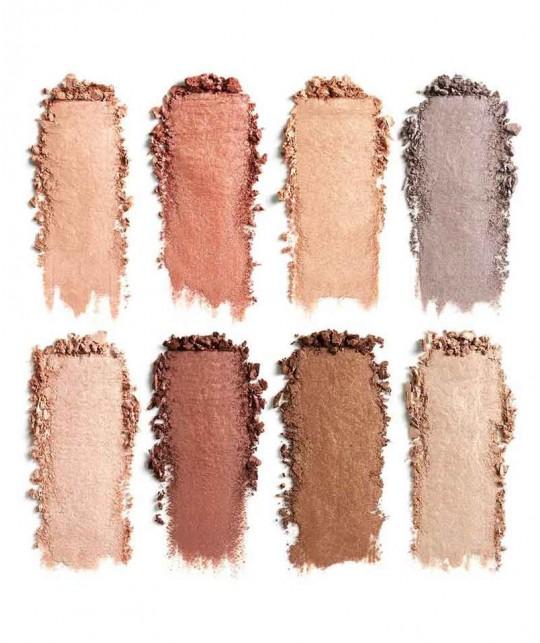 LILY LOLO Palette Yeux Bronze Age fard à paupières minéral maquillage bio naturel swatch
