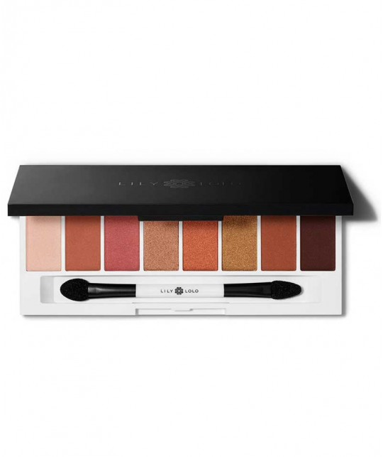 LILY LOLO Eye Palette Golden Hour mineral cosmetics eye shadow natural beauty