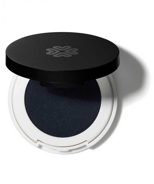 LILY LOLO - Pressed Eye Shadow Double Denim mineral cosmetics natural beauty green
