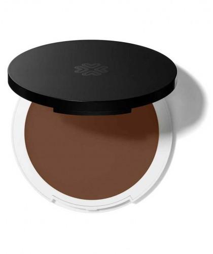Fond de Teint Lily Lolo Compact minéral Crème naturel Velvet maquillage bio
