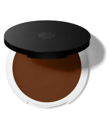 Fond de Teint Lily Lolo Compact minéral Crème naturel Damask maquillage bio