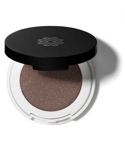 LILY LOLO - Pressed Eye Shadow brown Rolling Stone mineral cosmetics green beauty clean