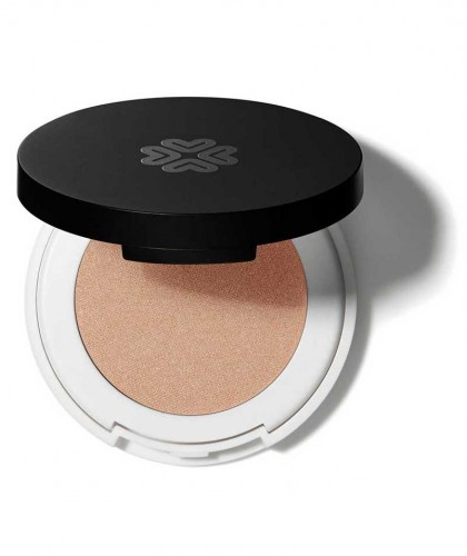 LILY LOLO - Pressed Eye Shadow beige Buttered Up mineral cosmetics green beauty clean