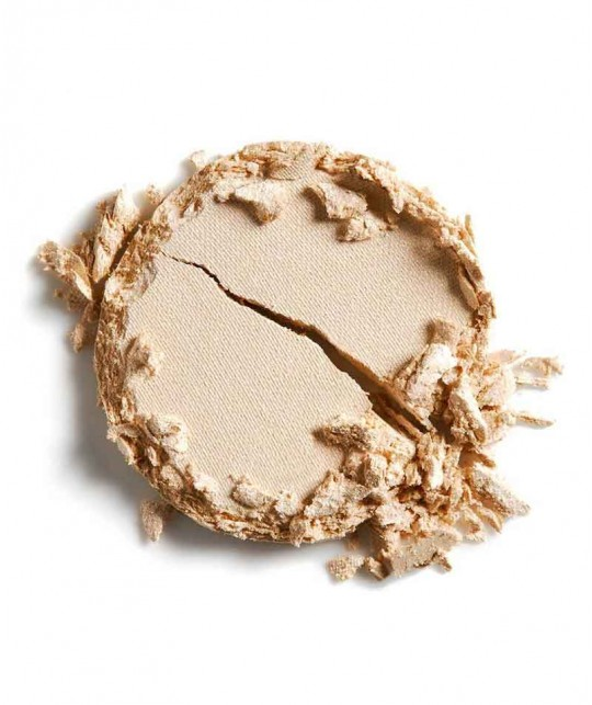 LILY LOLO Naturkosmetik Pressed Eye Shadow Creme Compact Lidschatten Ivory Tower Mineral green beauty