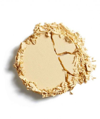Lily Lolo Mineral cosmetics Pressed Corrector swatch lemon drop yellow