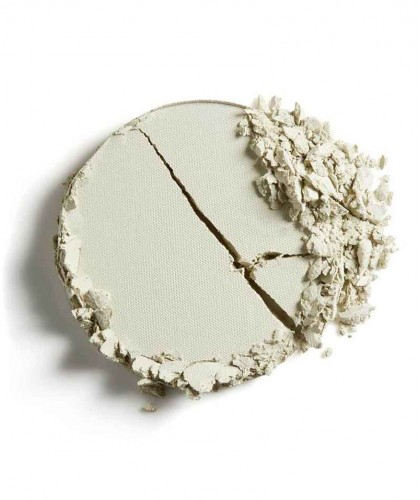 Lily Lolo Mineral cosmetics Pressed Corrector swatch Pistachio green