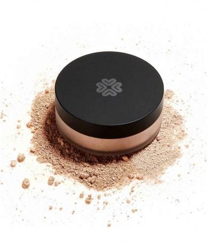 Lily Lolo maquillage minéral Correcteur Teint poudre anti-bactérien acné peau sensible naturel beauté green