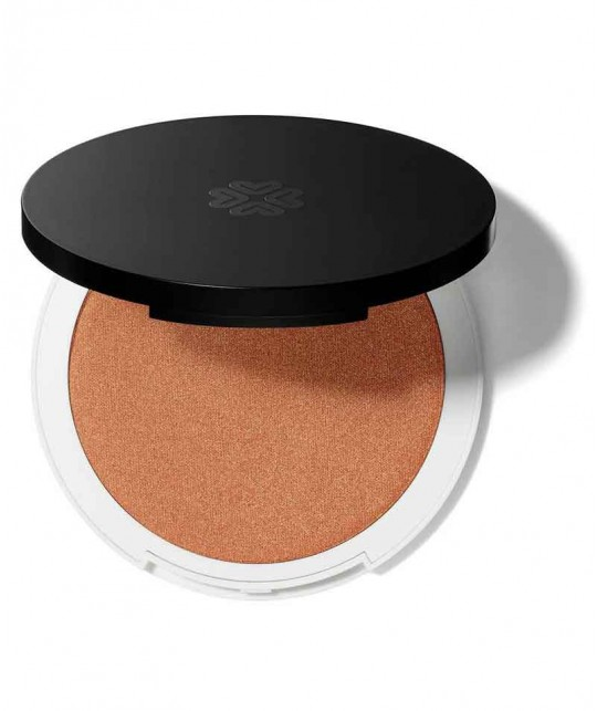 Lily Lolo - Illuminator Bronzed Pressed powder mineral cosmetics green beauty natural