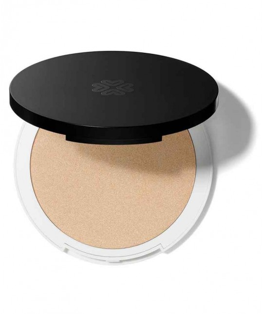 Lily Lolo - Illuminator Highlighter mineral cosmetics Champagne Sunbeam natural beauty