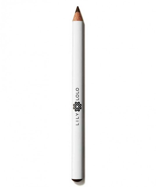 Lily Lolo Natural Eye Pencil green beauty clean cosmetics brown eyeliner