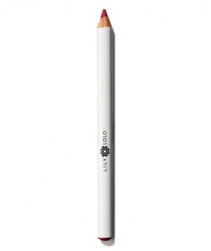 Lippenkonturenstift Lily Lolo Naturkosmetik Natural Lip Pencil True Pink