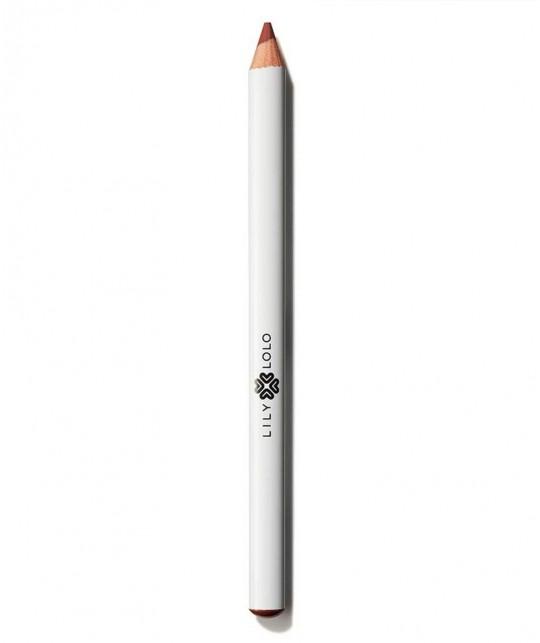Lily Lolo Crayon Lèvres Naturel Soft Nude beauté bio maquillage