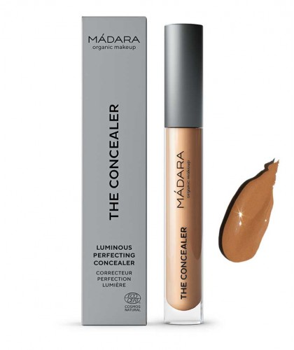 Madara Anti Cernes bio Correcteur naturel liquide The Concealer maquillage vegan almond