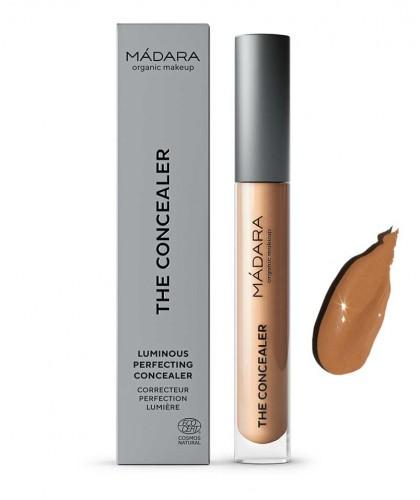 Madara organic Makeup The Concealer Naturkosmetik Augenringe kaschieren Rötungen Makel Almond mittel