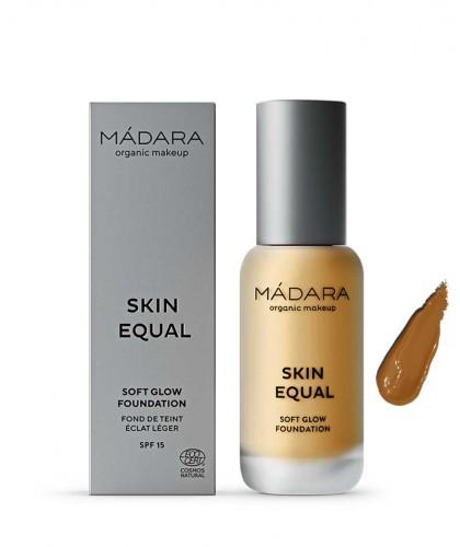 Madara Fond de Teint Skin Equal liquide maquillage bio Olive 60