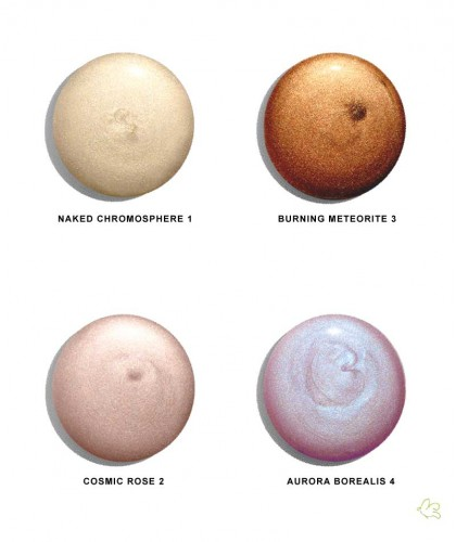 Enlumineur de Teint liquide bio Madara Cosmic Drops Highlighter maquillage bio beauté clean green