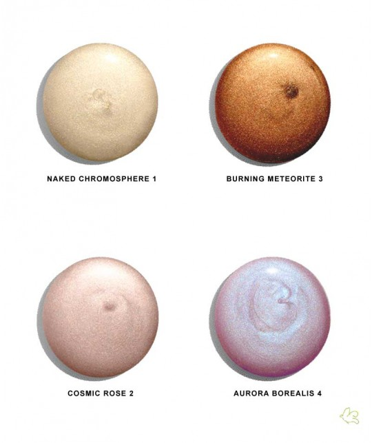 Madara organic makeup Cosmic Drops Buildable Highlighter liquid natural beauty certified vegan