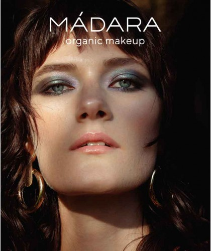 Maquillage bio Madara  beauté naturelle clean green