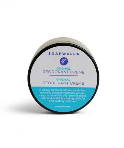 Soapwalla Natural Deodorant cream vegan Lavender Kitchen Organic