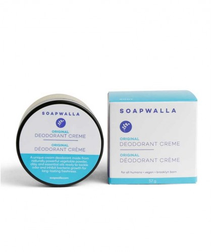 Soapwalla Deodorant cream Natural organic vegan Kitchen
