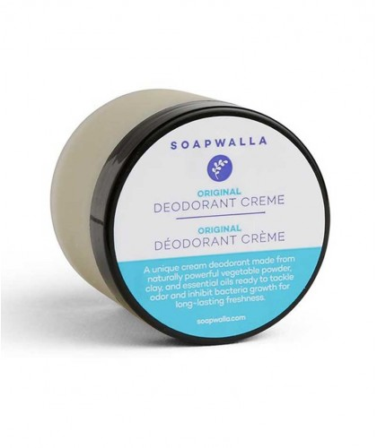 Natural Deodorant cream Soapwalla vegan Lavender natural beauty