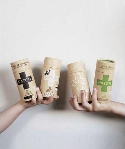 PATCH by Nutricare Bambuspflaster - Aloe Vera empfindliche Haut nachhaltig abbaubar Naturkosmetik vegan