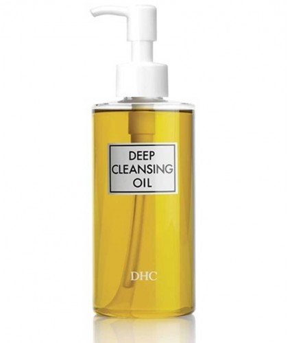DHC Huile Démaquillante Pureté Deep Cleansing Oil (grand format 200ml) flacon pompe