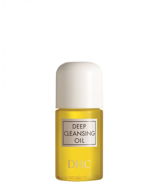 DHC Deep Cleansing Oil 30ml mini travel size Naturkosmetik