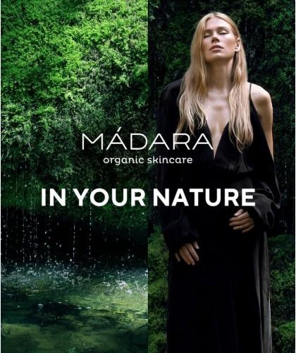 Madara Naturkosmetik beauty clean green zertifiziert vegan l'Officina